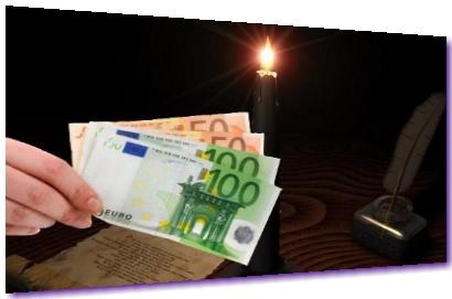 puissant rituel de magie vaudou pour attirer l'argent